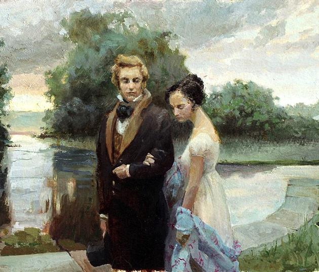 образ автора в романе пушкина евгений онегин