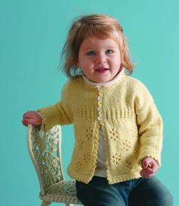 вязание кофточек для детей вязание