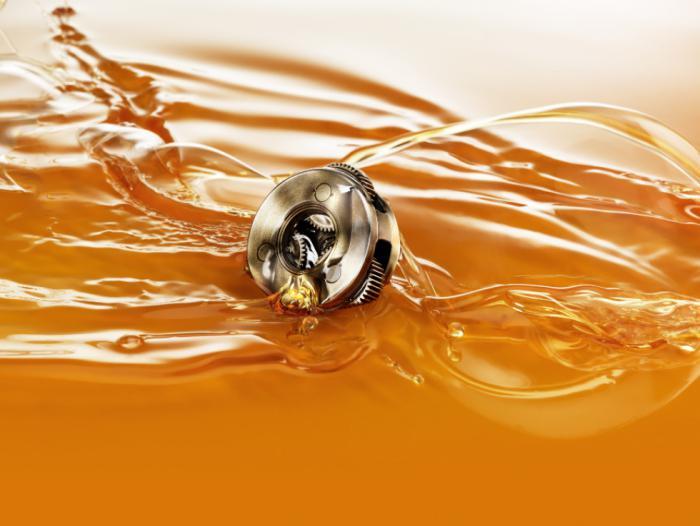 Трансмиссионные масла: систематизация и свойства