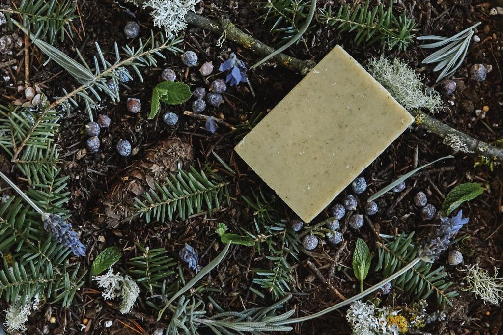Мыло хвойное: состав, фото и отзывы