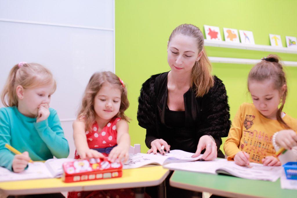 Zelenograd kindergartens