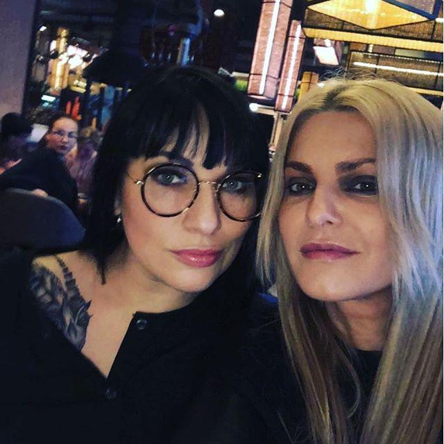 Irina Avetisyan and Tatyana Larina