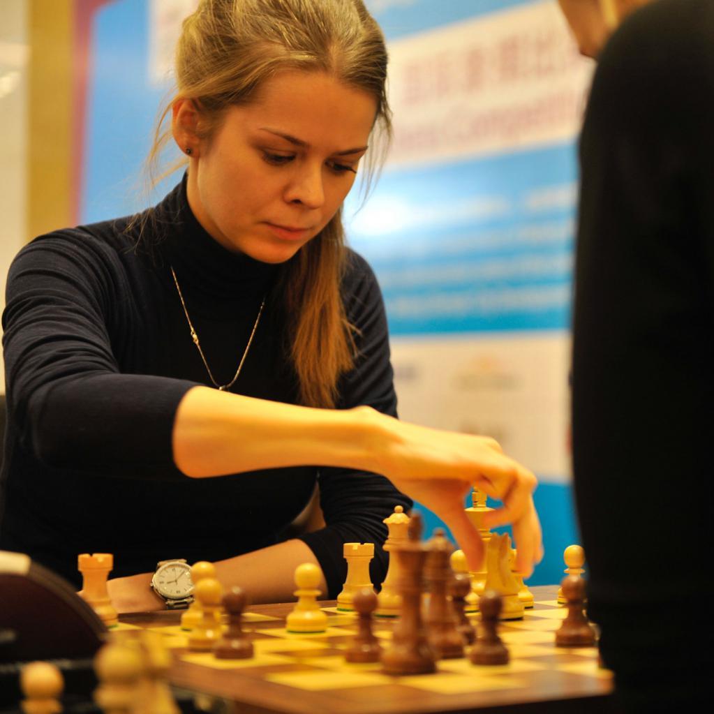 Путь российской шахматистки Татьяны Косинцевой