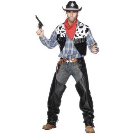 костюмы ковбоя