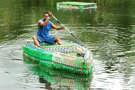 как сделать лодку