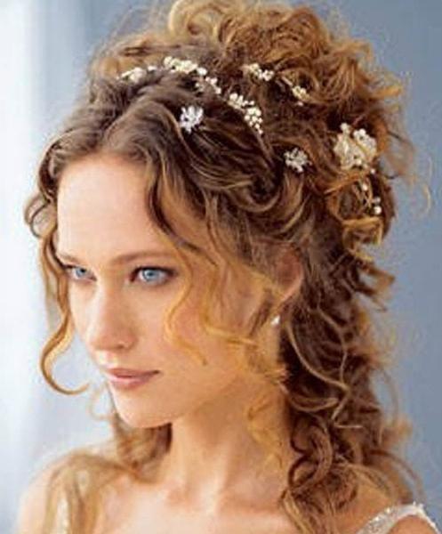 Прически на выпускной на длинные волосы в греческом стиле