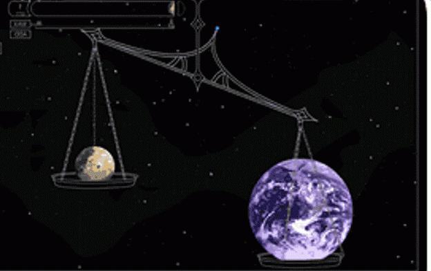 как определили массу земли