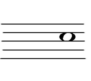 Символ ноты