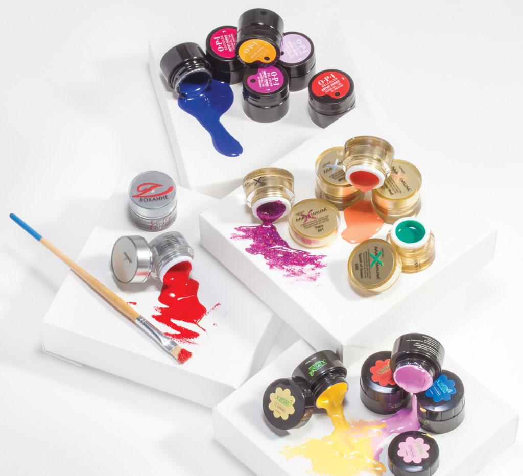 Чем отличается гель-лак от гель-краски: способ нанесения, внешний вид, снятие материала и предназначение