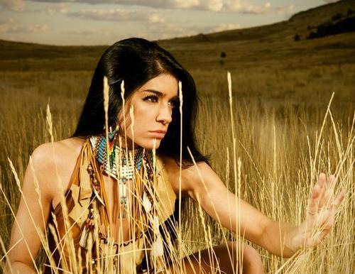 имена индейцев мужские