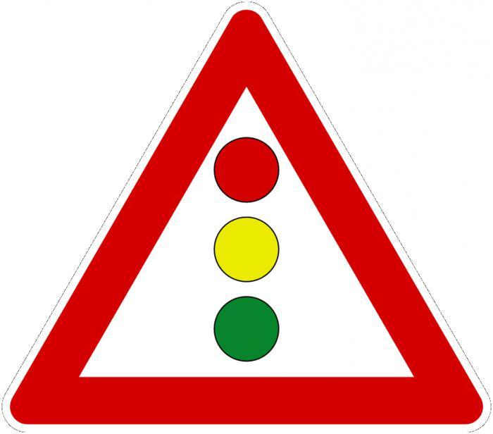 Картинки знаки дорожного движения для детей