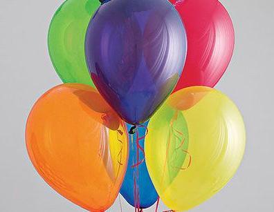 гелий для шариков в домашних условиях