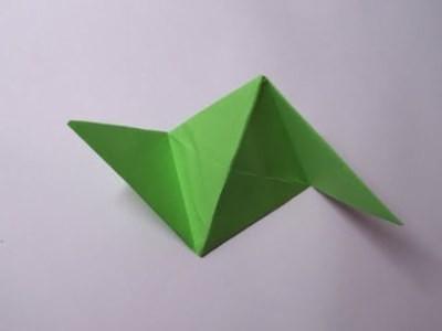 модульное оригами ваза мастер класс