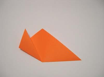 Оригами или как сделать кошку из 693