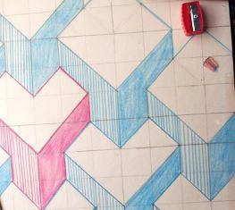 3d рисунки учимся рисовать