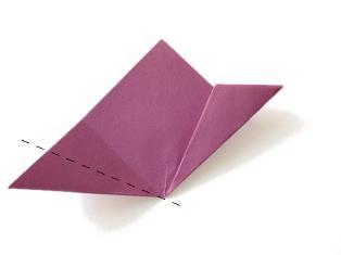 оригами схема сборки