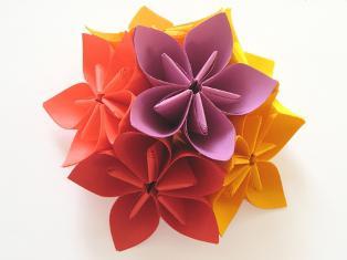 Названия тем для оригами из бумаги