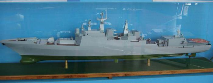 характеристики эсминца типа лидер