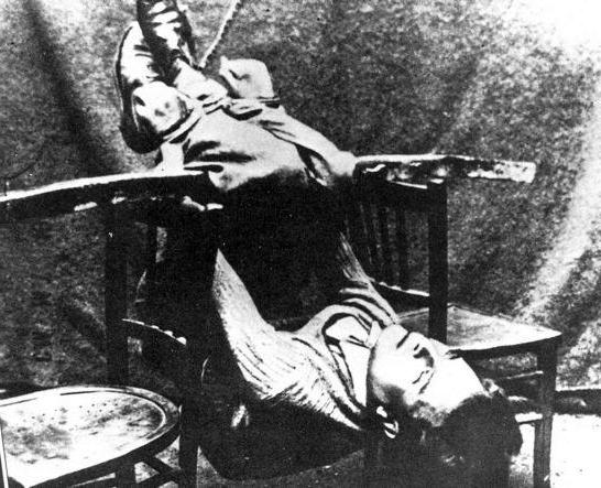 Пытки женщин вгестапо