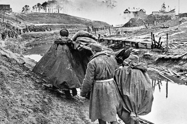 Потери СССР и Германии в Великой отечественной войне ...