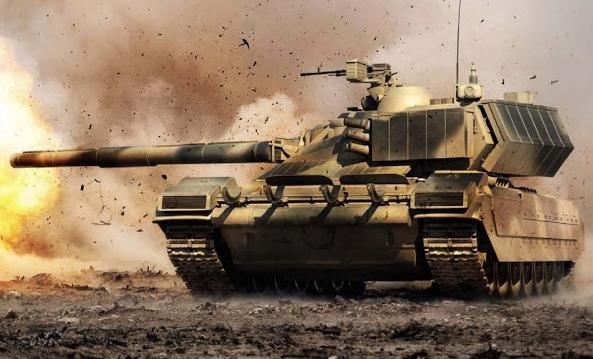 Новейшие танки россии – революция в