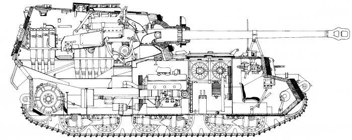 немецкий танк фердинанд