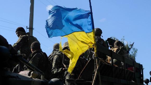Цвета флага украины
