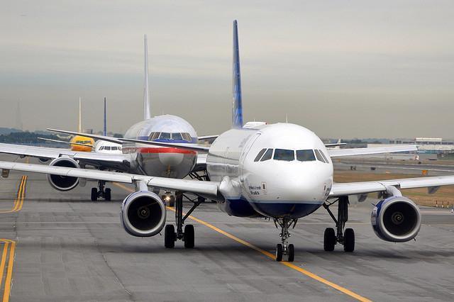 Авиалайнер А320 – кандидатура Боингу 737