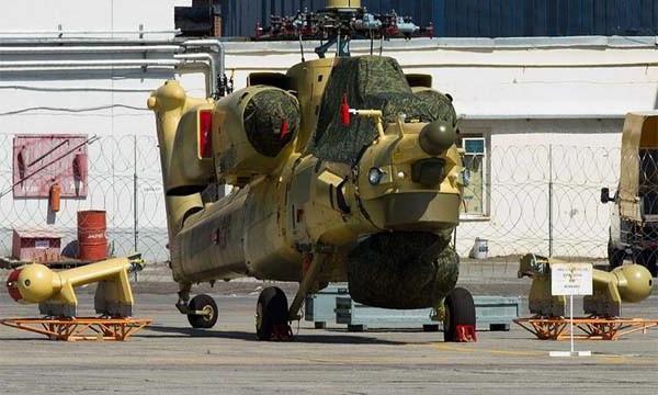 вертолет ми 28н ночной охотник
