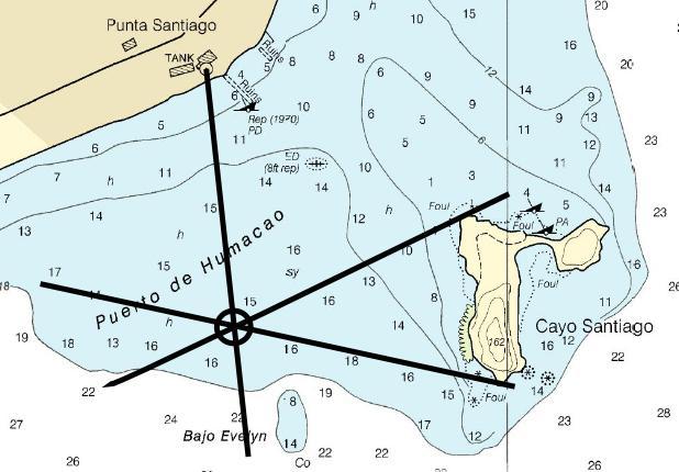методика определения веса груза на борту судна