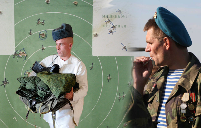 Дедовщина в вооруженных силах