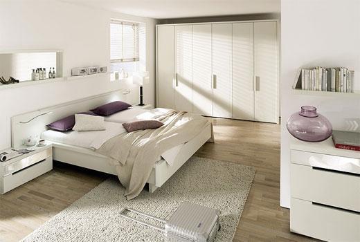 спальный гарнитур белый