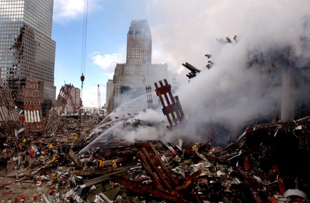 Терроризм в современном мире