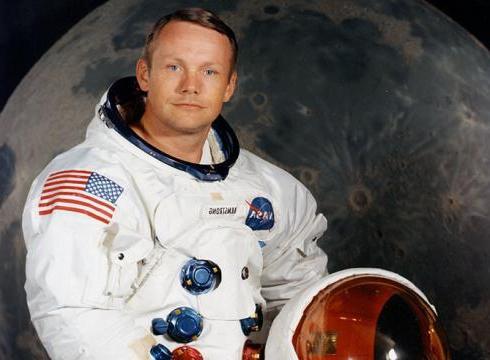 Нил Армстронг - полная биография