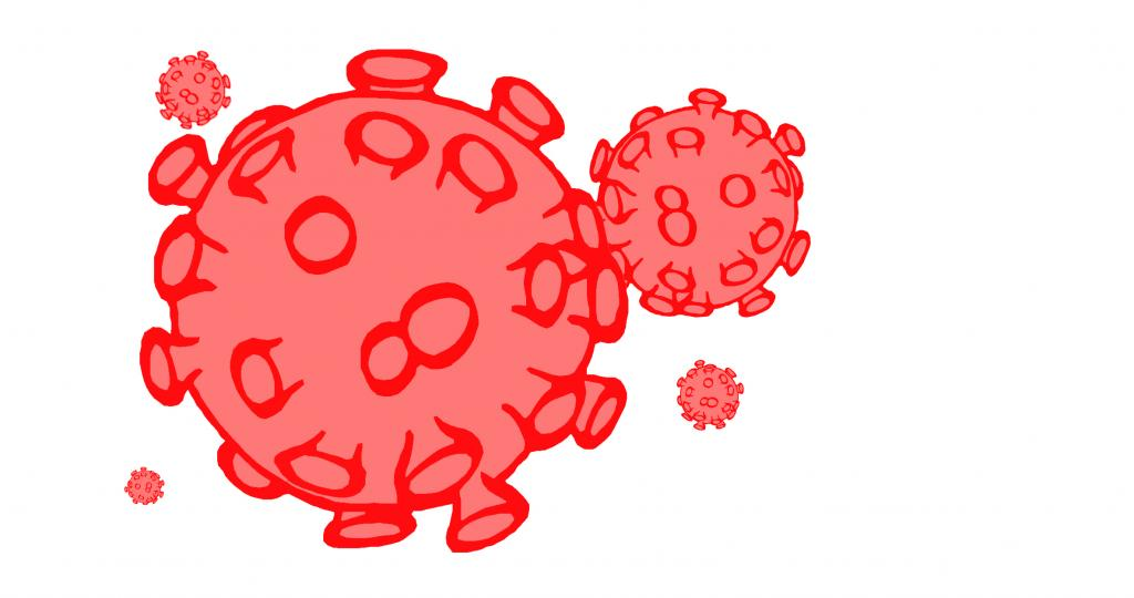 Схематичный вирус