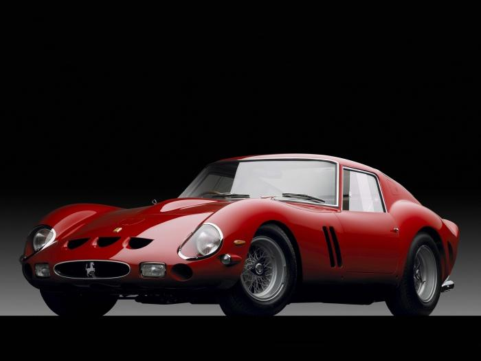 Самый дорогой авмомобиль в мире - Ferrari 250 GTO