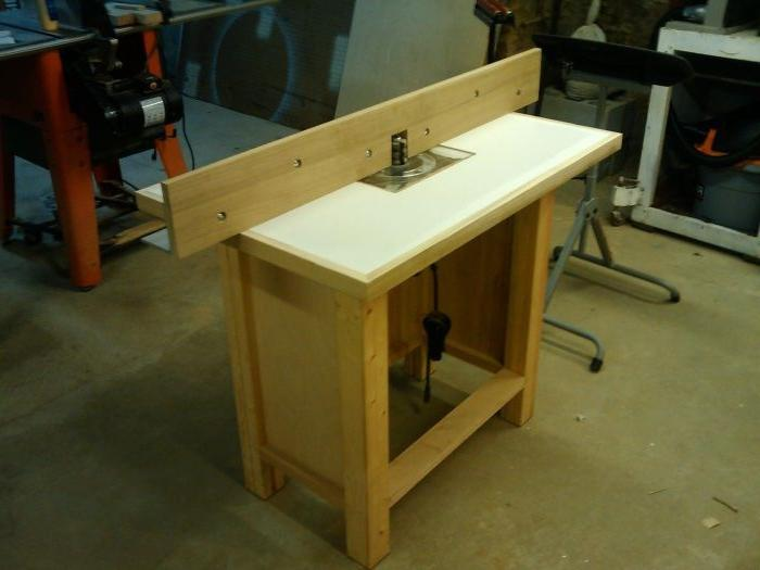 стол для фрезера