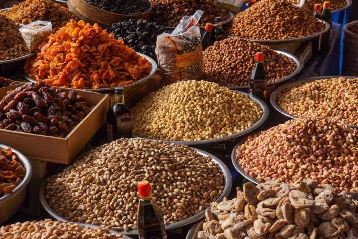Турецкий базар