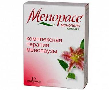 Устранение симптомов климакса при помощи таблеток