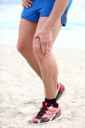 Фиксатор на коленный сустав