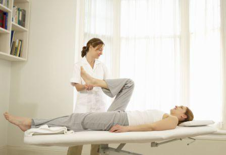 Лечебная физкультура при артрозе коленного сустава