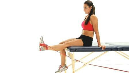 Упражнения при артрозе бедра