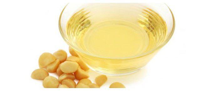 шампунь с маслом макадамии