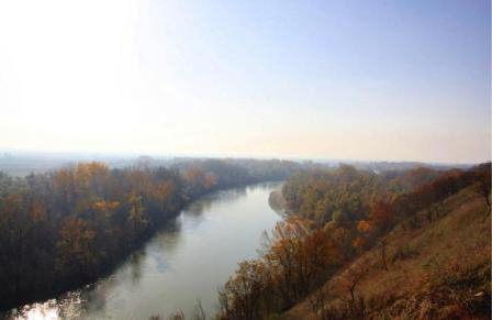 лаба река