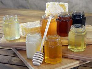 белый мед из чего состоит