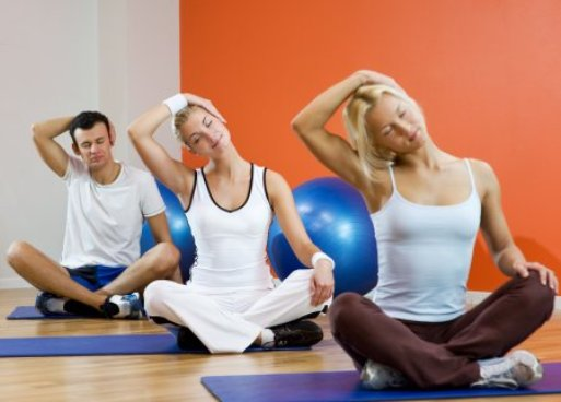 профилактические упражнения для шеи