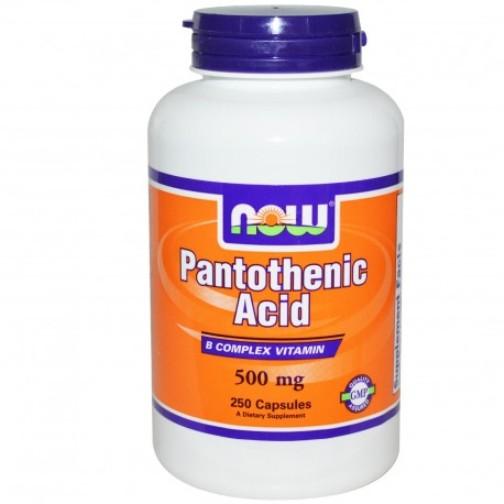 препараты пантотеновой кислоты