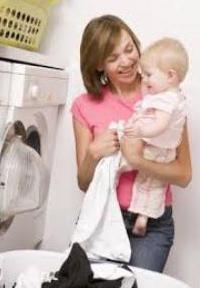 Мамам на заметку: как и чем стирать вещи новорожденного ребенка