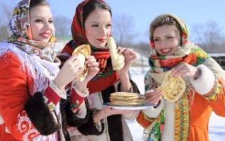 народные костюмы россии фото
