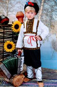 народные костюмы россии картинки